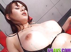 Asian;Bondage;Cumshots;Facials;Japanese;Serious;Manners;Pumped;Av 69 Asian milf, Rina...