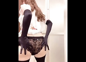 masturbate;kink;big-boobs;unmask;mtf;kigurumi;skinsuit;siliconemask;disguise;femalemask;cosplay;crossdresser;sfx;effects,Amateur;Big Tits;Masturbation;Interracial;Solo Male;Korean;Japanese;Verified Amateurs;Cosplay;Vertical Video female mask...