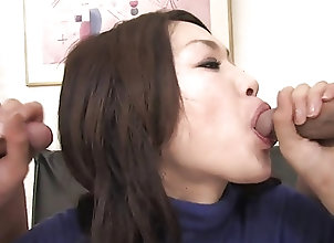 Blowjobs;Threesomes;Brunettes;Creampie;Hairy;Tits;Outdoor;Sex Toys;Lingerie;Japanese;HD Videos;Lollipop;Natural Tits Babe with natural...