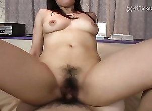 Asian;Big Natural Tits;Blowjobs;Hairy;Japanese;HD Videos;41 Ticket Hairy Pussy Karin...